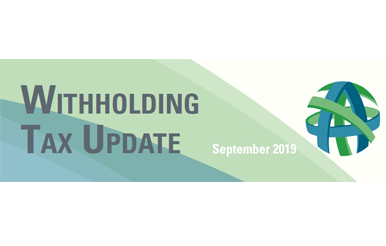 withholding tax september